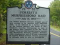 Image for Forrest's Murfreesboro Raid - July, 10, 1862 - 2E 52