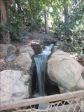 Image for Tom Sawyer Island waterfall - Anaheim, CA