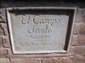 Image for El Campo Santo Cemetery - San Diego, California