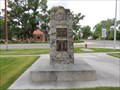 Image for Town of Cowley War Memorial - Cowley, Wyoming