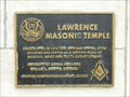 Image for Lawrence Masonic Temple - Lawrence, Ks.