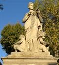 Image for Truphème Statue - Cours Mirabeau - Aix-en-Provence, France