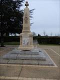 Image for Monument aux morts - Vouillé, France