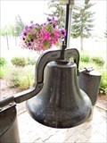 Image for Fort Ostell Museum Bell - Ponoka, Alberta