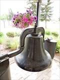 Image for Fort Ostell Museum Bell - Ponoka, Alberta