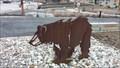 Image for Black Bear Silhouette - Ottawa, Ontario, Canada