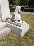Image for Amasa B. Watson Mausoleum Sphinx - Grand Rapids, Michigan