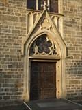 Image for Tür zu St. Michael - Werdohl, NRW, Germany