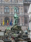 Image for Brabo Fountain - Antwerp, Belgium