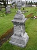 Image for Stewart Family - Lone Oak Cemetery - Stayton, Oregon
