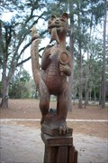 Image for School of Arts & Sciences Dragon - Tallahassee Florida