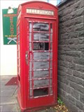 Image for Red Telephone Box, Glamorgan Street and Bulwark - Brecon, Powys