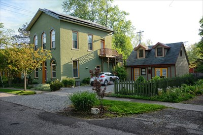 Jailhouse Suites And Carriage House Yellow Springs Oh