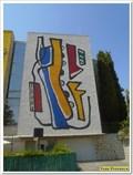 "Image for Mosaïque ""Composition murale"" - Heidi Melano (2) - Biot, Paca, France"