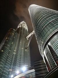 Petronas Twin Towers - 5 Ringgit Note - Malaysia