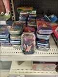 Image for Pikachu Trading Cards in Tins @ Target Store ~ Bristol, Virginia.