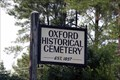 Image for Oxford Historical Cemetery - Oxford, GA