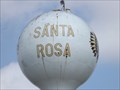 Image for Warriors Water Tower - Santa Rosa TX