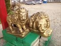 Image for Temple Lions - Buddhist Temple - Holland, Michigan