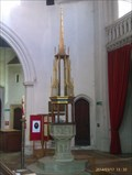 Image for Baptism Font, St Peter & St Paul - Eye, Suffolk