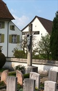 Image for Churchyard Cross at St. Laurentius - Rodersdorf, SO, Switzerland