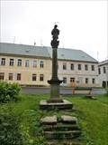 Image for St. John of Nepomuk Column - Horní Blatná, Czech Republic