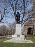 Image for Sir Oliver Mowat 1820 - 1903 ~Toronto, Ontario, Canada