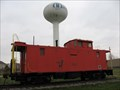 Image for Rail Fan Park caboose - EJ&E #531 -  Park Forest, IL