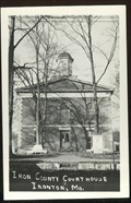 Image for Iron County Courthouse - Ironton, MO