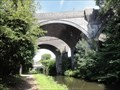 Image for Wombourne Branch Line Bridge Over The Staffordshire And Worcestershire Canal - Oxley, UK