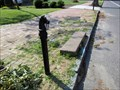 Image for Hitching Post & Carriage Block @ The Deacon House - Mt. Holly, NJ