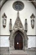 Image for Gothic portal of St.  Michael Chapel / Gotický portál kaplnky sv. Michala - Košice (East Slovakia)