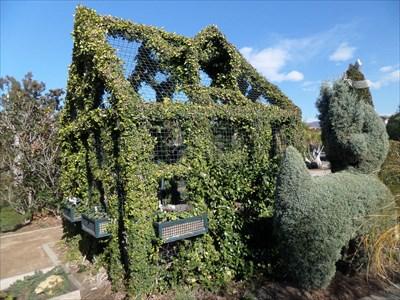 Huntington Library Children S Garden San Marino Ca Children S Gardens On Waymarking Com