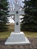 Image for Royal Canadian Legion Branch # 126, Preston Ontario,  Memorial Cross