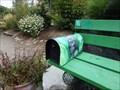 Image for Gorilla-Banana Mailbox - Story Garden, Binghamton, NY