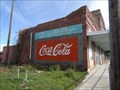 Image for Coca Cola Mural - Masonic Lodge - Decatur, TX