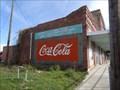 Image for Coca Cola Mural - Masonic Lodge - Decatur, TX