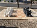 Image for Chess at the AZ Copper Art Museum, Clarkdale, AZ