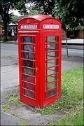 Image for Birmingham Road phone box, Stratford upon Avon, UK