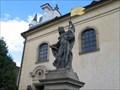 Image for Socha sv. Vaclava v Unhosti, Central Bohemia, Czechia
