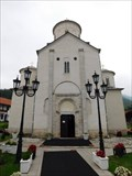 Image for Ascension of Our Lord Church - Mileševa monastery, Serbia
