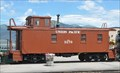 Image for Union Pacific Wood-Bodied Caboose 3270