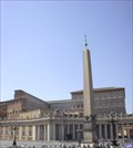Image for Obelisk and West Wind Sculpture -Angels and Demons - Vatican City