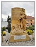 Image for Great War Memorial (Pomník obetem 1. svetové války) - Krumsín, Czech Republic