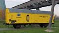 Image for Gedeckter Güterwagen der DB — Frankfurt am Main, Germany