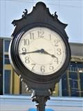 Image for Banko Del Pacifico Clock - Manta, Ecuador