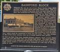 Image for Bashford Block