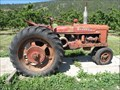 Image for McCormick Farmall Tractor - Gatzke's Farm Market - Oyama, British Columbia