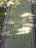 Image for 112 - Sybil Clarke, Minster Church of St Peter ad Vincula, Churchyard  - Stoke, Stoke-on-Trent, Staffordshire.