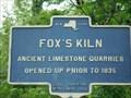 Image for FOX'S KILNS - Ira, New York
